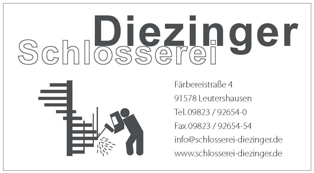 Schlosserei Diezinger
