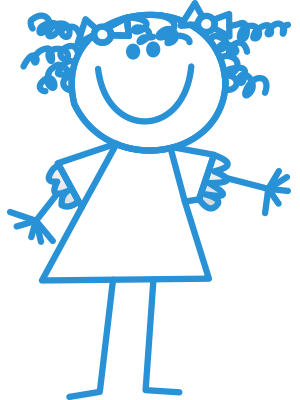 ihr-sollt-leben-kind-zeichnung-blau